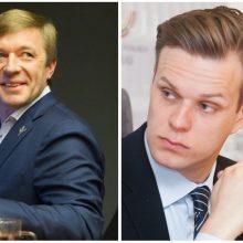 G. Landsbergis: o jei perskaitytume R. Karbauskio ir G. Kildišienės pokalbius?