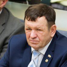 Seimo komisija siūlo K. Pūkui pradėti apkaltą