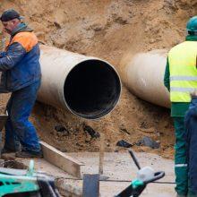 Seimas spręs, ar įpareigoti gyventojus jungtis prie vandens ir nuotekų tinklų