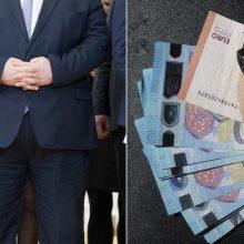 Vilniaus teisme – ginčas dėl laikinųjų EIGE darbuotojų algų