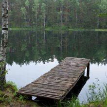 Iš tvenkinio Kauno rajone ištrauktas vyro lavonas