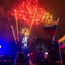 Lietuva įžengia į antrąjį šimtmetį