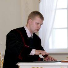Korupcija kaltinamo Kauno teisėjo byla pasiekė teismą