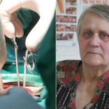 Ligonės košmaras: devynios operacijos tik dar labiau išdraskė negyjančią žaizdą