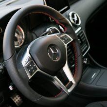 Klaipėdoje pareigūnai užfiksavo norvegų ieškomą automobilį