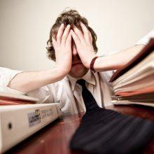 Kaip įveikti ilgalaikį stresą?