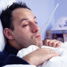 Nuo gripo šį sezoną mirė jau septyni asmenys