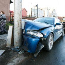 Per parą eismo nelaimėse sužeista 13 žmonių