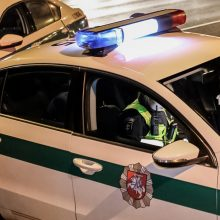"""Raseinių rajone """"Merzedes-Benz"""" ir """"Audi"""" susidūrimas baigėsi tragiškai"""