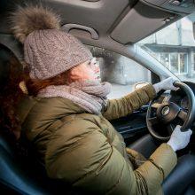Saugumą žiemą garantuoja ne tik padangos: kas dar?