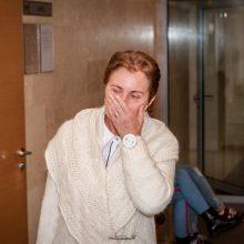 Prabilo kaltinamoji darželinuko apnuodijimu: ne aš turiu būti teisiama