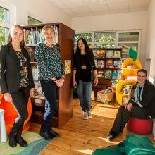 Tokio projekto dar nebuvo: biblioteka žaislus skolins į namus