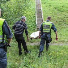Biržų parke rastas nužudytas jaunas vyras
