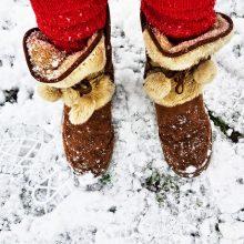 Sinoptikai: žiemiškas šaltukas neužsibus