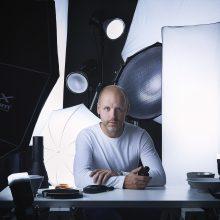 Fotografas R. Daskevičius ir jo bandymai įamžinti akimirkos skonį