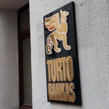 Finansų ministerija renka naują Turto banko vadovą