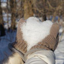 Orai: geros žinios tikros žiemos mėgėjams