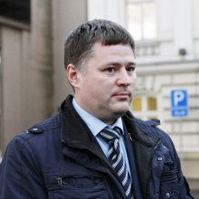 Teisėsauga apklaus V. Titovą dėl partizanų vado atminimo paniekinimo