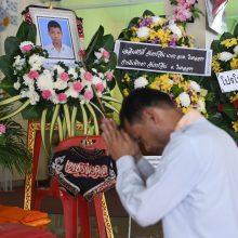 Tailande 13-mečio sportininko mirtis išprovokavo debatus apie vaikų boksą