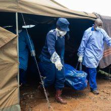 Iš užtvindytos Zimbabvės aukso kasyklos ištraukti 24 kūnai