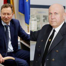 KU rektoriaus rinkimai – lyg ant ledo lyties