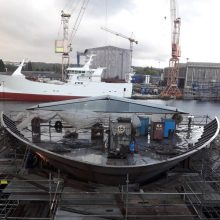 Lietuvius vilioja darbas prestižiniuose laivuose