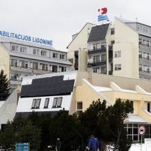 Palangos reabilitacijos ligoninėje – pacientų evakuacija ir dūmų grėsmė