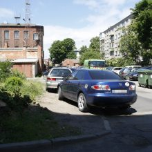 Uostamiesčio gatvės: auga pažeidėjų gretos