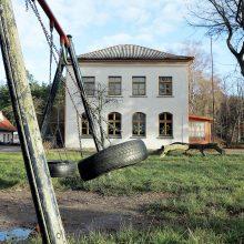 Melnragėje iškils senelių namai