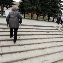 Apsisprendimas: Klaipėdos sveikatos priežiūros centro paslaugas neretai klaipėdiečiai renkasi todėl, kad šią įstaigą patogu pasiekti.