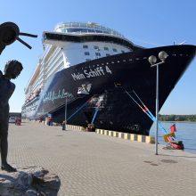 Rengiamasi rekordiniam kruizinių laivų sezonui