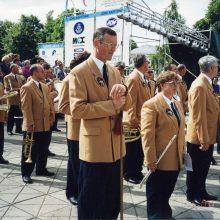 Kitais metais pučiamųjų orkestras minės 50 metų veiklos jubiliejų.