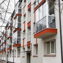 Daugiabučių renovacija Klaipėdos rajone