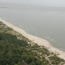 Stringa Klaipėdos planai dėl pajūrio juostos