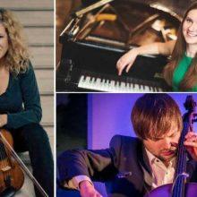 Romantinės fantazijos: smuiko, violončelės ir fortepijono trio