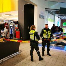Lietuvoje mažėja nužudymų