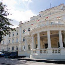 Krašto apsaugos ministerijoje – konsultacijos pirkimų dokumentams aptarti