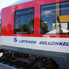 Dėl gedimo buvo sutrikęs traukinių eismas iš Vilniaus į Klaipėdą