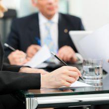 Eksperimentas: ką prieš pirmą darbo pokalbį apie jus žino darbdavys?
