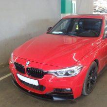 Anekdotas: Kaune brangų BMW bandė pagrobti teisės vairuoti neturinti moteriškė