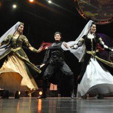 Operetės festivalio svečias – Gruzijos pasididžiavimas