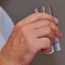 Vyriausybė nesutiko leisti daliai ūkininkų gaminti alkoholį