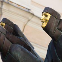 Dalį finansavimo prarandantys valstybiniai teatrai grasina atšaukti premjeras
