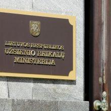 Iš konsulo pareigų Almatoje atšauktas diplomatas – reabilituotas