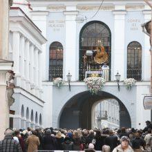 L. Linkevičius: Aušros vartų vaizdų lenkiškuose pasuose neturėtų būti
