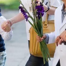 Dirbantys tėvai per mokslo metų pradžios šventę gali gauti laisvadienį