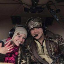 Per sraigtasparnio katastrofą žuvo prieš kelias valandas susituokę jaunavedžiai