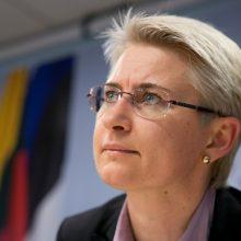 Ekstradicijos byla: N. Venckienė toliau įrodinėja Lietuvoje vykdžiusi sukilimą