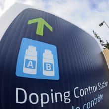 Keturiems rusų biatlonininkams pareikšti nauji kaltinimai dopingo vartojimu