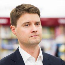 M. Majauskas atstatė narystę partijoje ir žada siekti Vilniaus mero posto